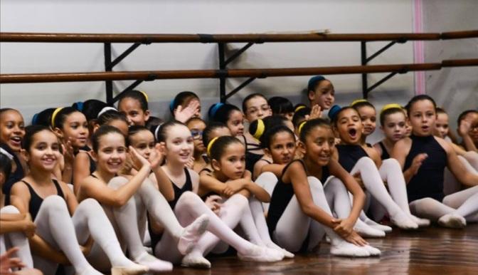 Escola de Bailado de Santos divulga inscrições para 2019