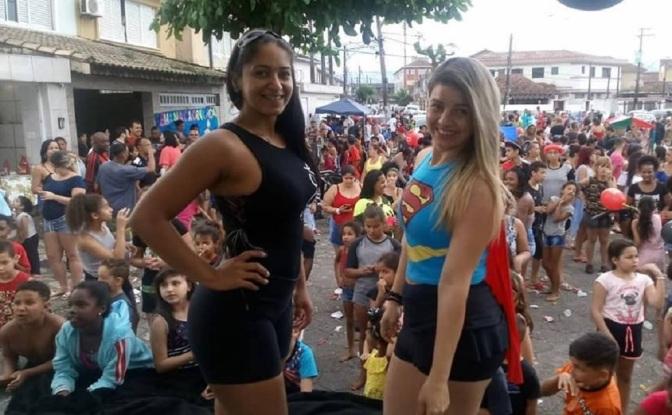 Em São Vicente, bloco 'O Bicho Pegô' está com ensaios abertos para munícipes