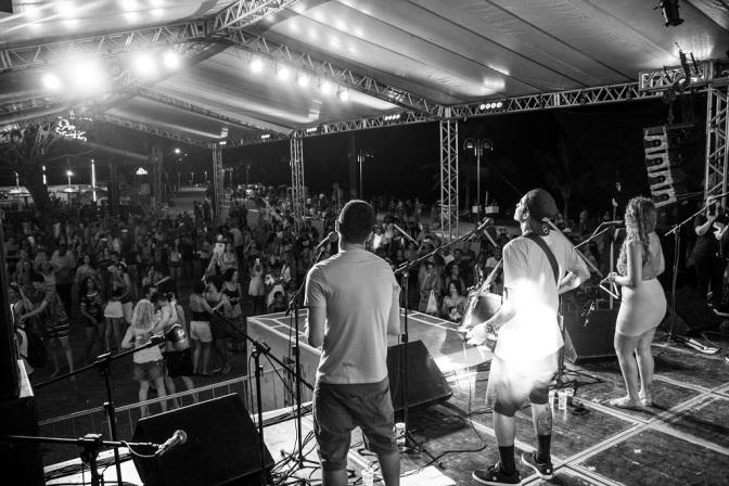 Artistas locais comandam Festival Frutos da Terra neste fim de semana
