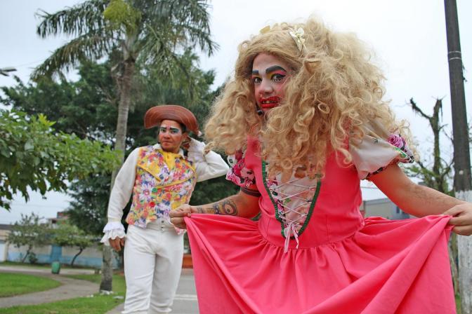 Mongaguá e Cubatão são palcos da 'Cinderela Brasileira' neste verão