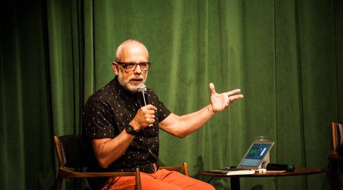 Guilherme Bonfanti aborda sobre iluminação cênica no Galpão Cultural
