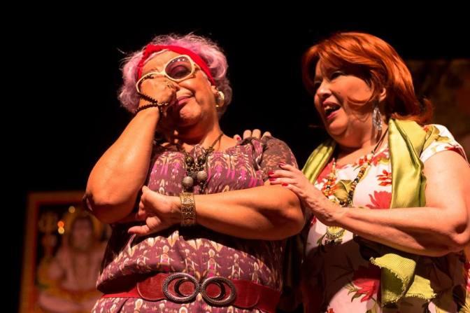 De Praia Grande, núcleo teatral do PDA se apresenta em festival de MG