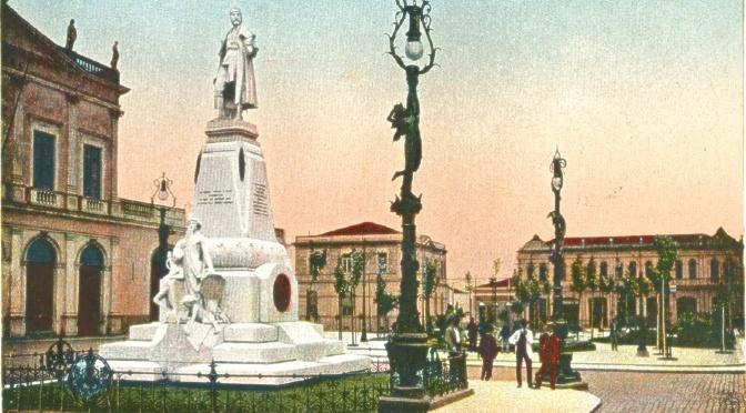 Monumento a Braz Cubas receberá intervenção da Secult e Nova Acrópole