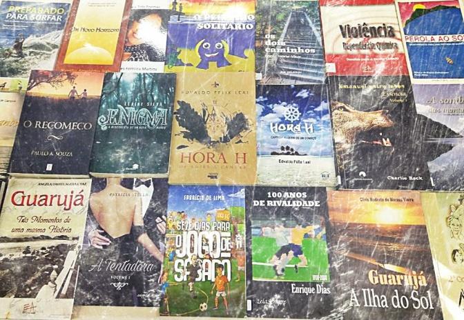 Visitas às bibliotecas centrais de Guarujá crescem em 20%