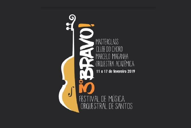 Confira a lista de bolsistas aprovados no 3º Bravo! Festival de Música Orquestral