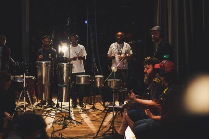 Em pleno Gonzaga, Banda Barracos lança disco no aniversário de Santos