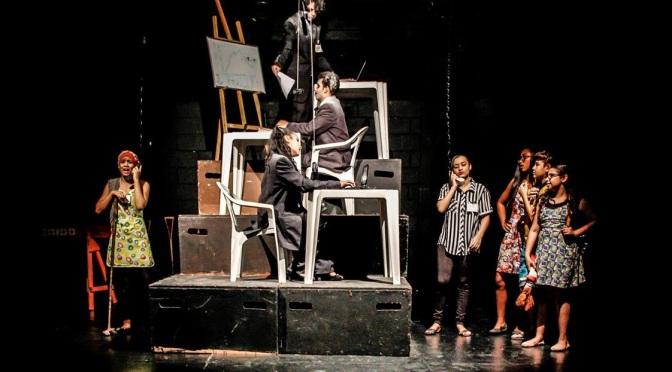 Comemorando 22 anos, Teatro do Kaos abre curso gratuito de artes cênicas