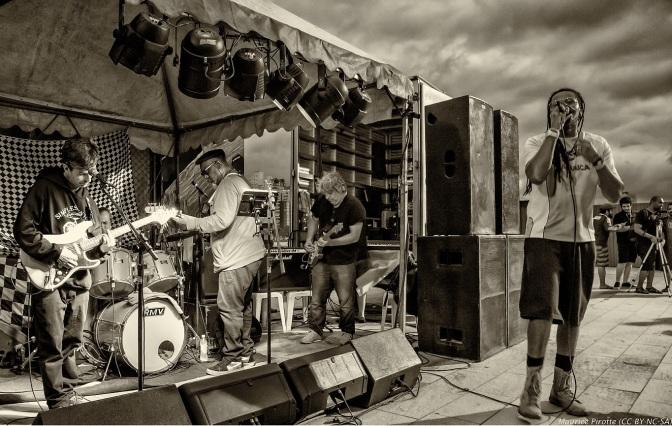 Casa Rasta fará show gratuito na orla santista neste verão
