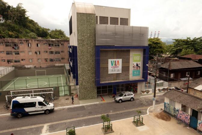 Com 1,2 mil m², nova Vila Criativa é inaugurada no Morro da Penha
