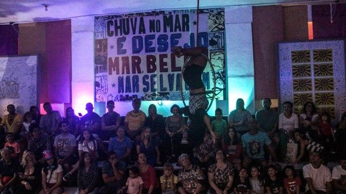 Porto Circense tem Cabaré Mobile e curso artístico nesta semana