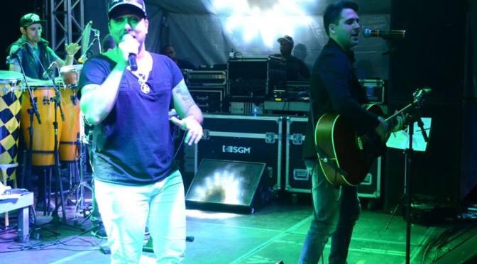 Estação Verão Praia traz apresentações musicais no final de semana