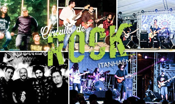 Itanhaém realiza 1º Circuito Rock neste sábado; conheça as bandas