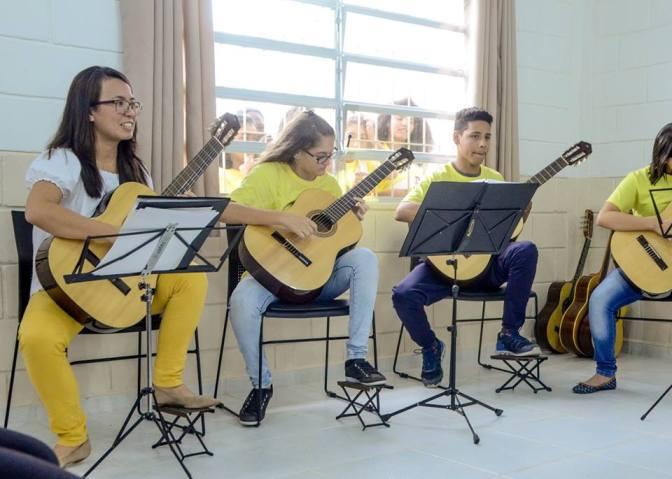 Casa da Música e Projeto Guri abrem cursos artísticos em Itanhaém