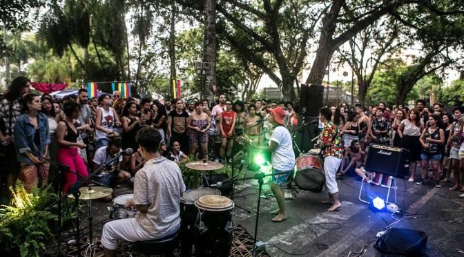 Vem aí o Festival Fluxxo com bandas independentes no Centro de Santos