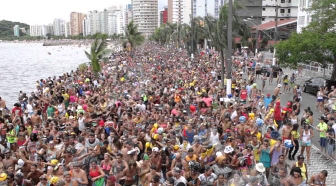 Mais de 50 bandas vicentinas mobilizam 200 mil foliões a partir de sábado