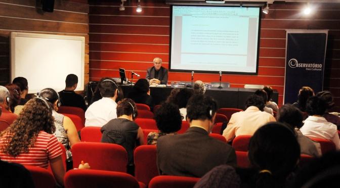 Itaú Cultural abre novas turmas para especializações em gestão cultural