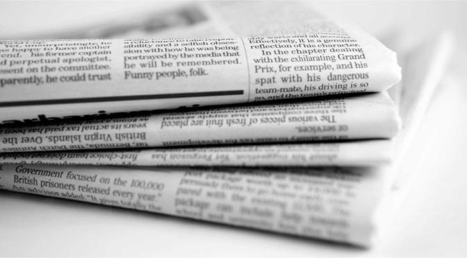 Reflexões sobre a mídia marcam Oficina de Reescrita de Notícias