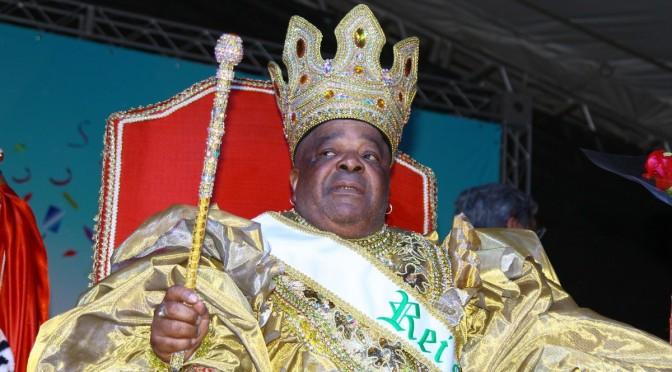 Cipó, Rei Momo do Santos Carnaval 2019, falece aos 65 anos de idade