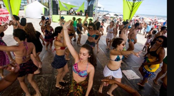 Estação Verão Praia é sucesso na temporada em PG