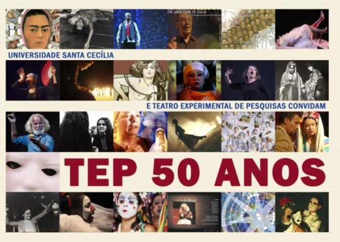 TEP-Unisanta inicia festa de 50 anos com exposição até dia 28