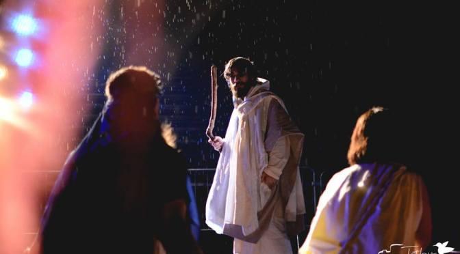 Com Mamberti, Encenação da Paixão de Cristo de Cubatão alcança Jubileu de Ouro