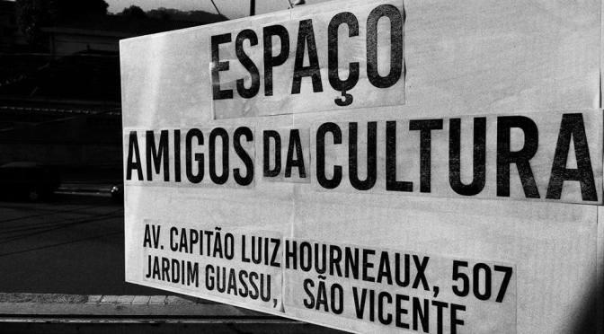 Em SV, Espaço Amigos da Cultura abre turmas para modalidades artísticas