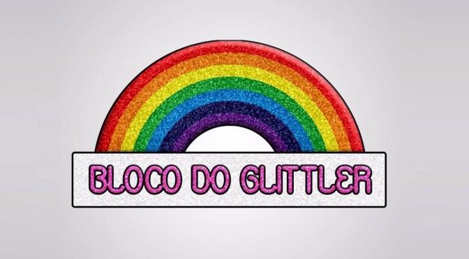 Vem aí o Bloco do Glitter na Praça dos Andradas nesta segunda