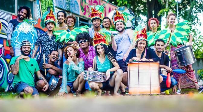 Niver de Galpão Cultural inicia com A Bloco do Fim do Mundo; acesse a agenda