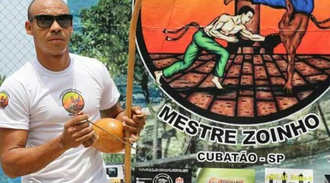 CEU das Artes de Cubatão concentra vivência de capoeira dia 31