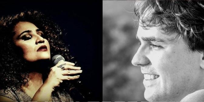 Didi Gomes e Theo Cancello se apresentam na Casa Fórum