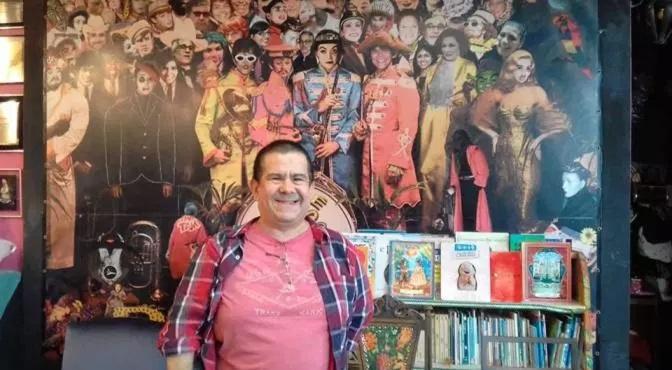 Os caminhos da literatura norteiam oficina de Flávio Viegas Amoreira