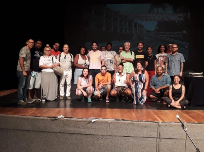 Conheça as prioridades elencadas na 10ª Conferência de Cultura de Santos