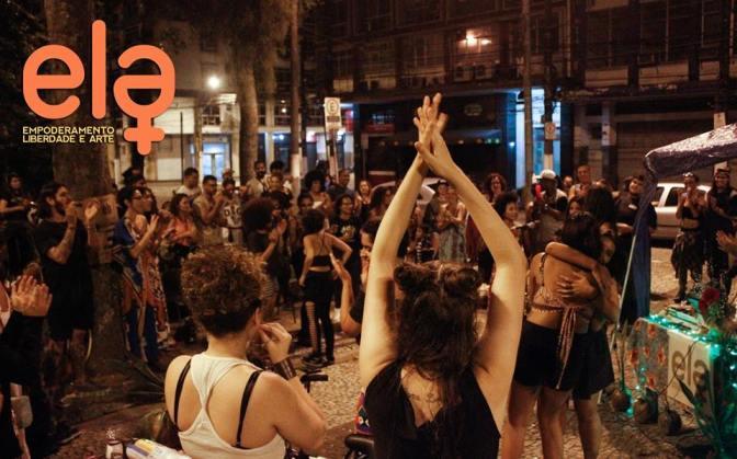 Nua e crua, nova edição da intervenção urbana 'A_Front' será dia 13