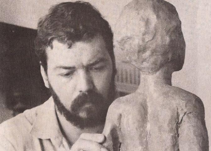 Mostra 'Anjos Escultores', oficina literária, teatro e palestras na Pinacoteca de Santos