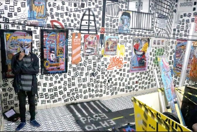 Museu da Imagem e do Som de Santos recebe instalação 'Mundo Lixo'