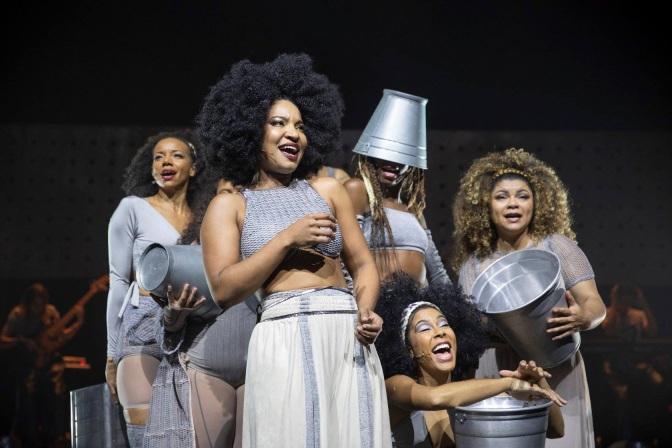 Sinônimo de resistência e reinvenção, Elza Soares é tema de musical no Sesc Santos