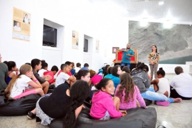 Palácio das Artes promove workshop de contação de histórias