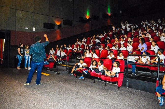 4º Santos Film Fest abre inscrições para voluntários