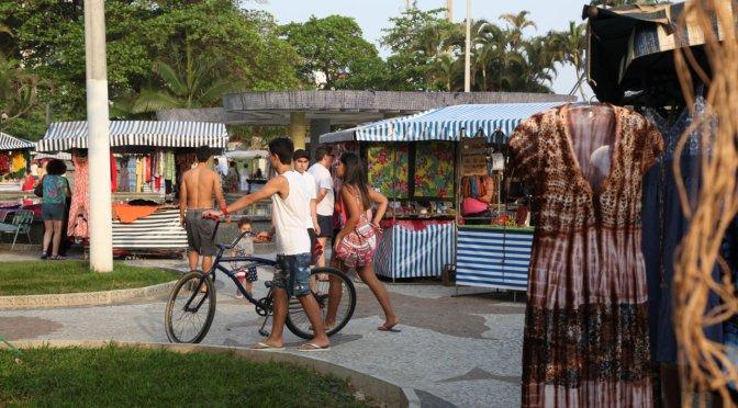 Feira de Produtos Artesanais de Santos é opção de lazer em junho