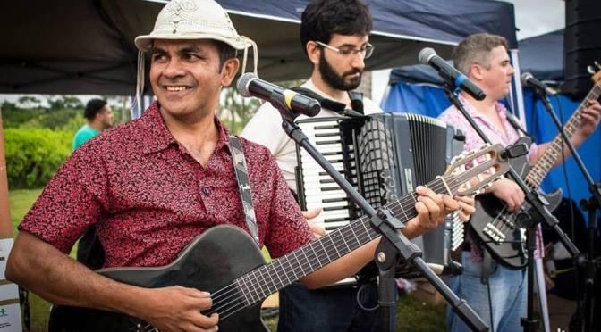 Vencedora do Festival Forró da Lua Cheia, Banda da Feira agita Porto Circense