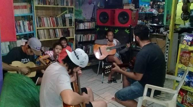 Coletivo Novo Paraíso realiza mostra livre de artes neste sábado