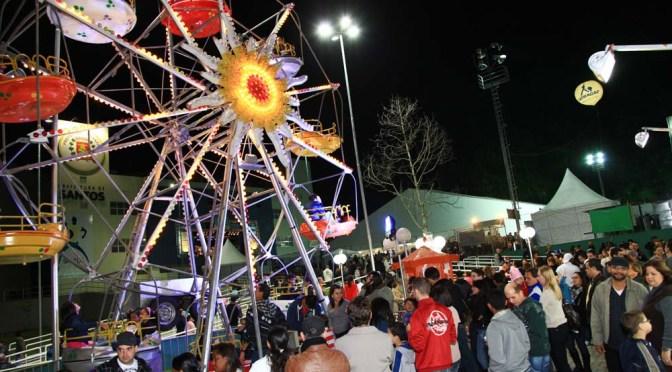 Festa Inverno Santos 2019 será aberta nesta próxima sexta-feira