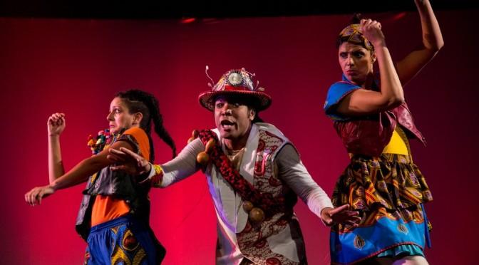 Coletivo Quizumba abre programação teatral do 4º FestKaos nesta quarta-feira