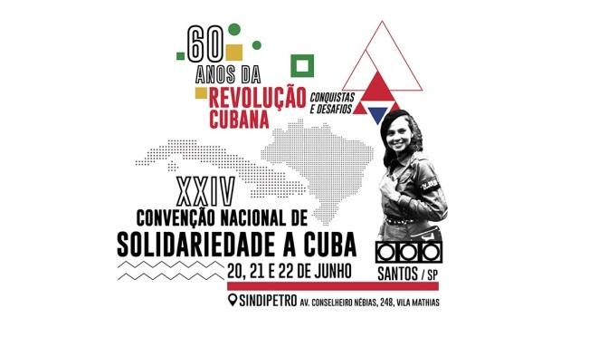 Música e literatura integram Convenção sobre Revolução Cubana em Santos