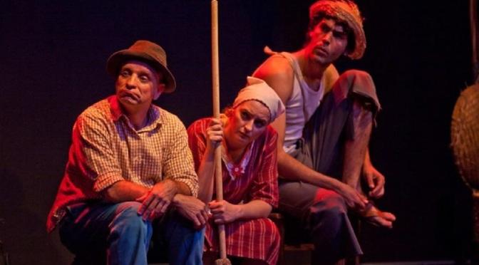 Lélia Abramo e folclorista são reverenciados em peças no 4º FestKaos